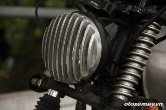 Brat bike GS 400 do dam chat men va day lich lam - 6