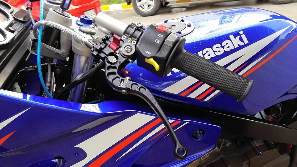 Kawasaki Kips 150 phong cach chi co the noi la Chat - 2