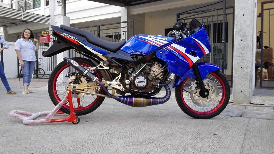 Kawasaki Kips 150 phong cach chi co the noi la Chat - 3