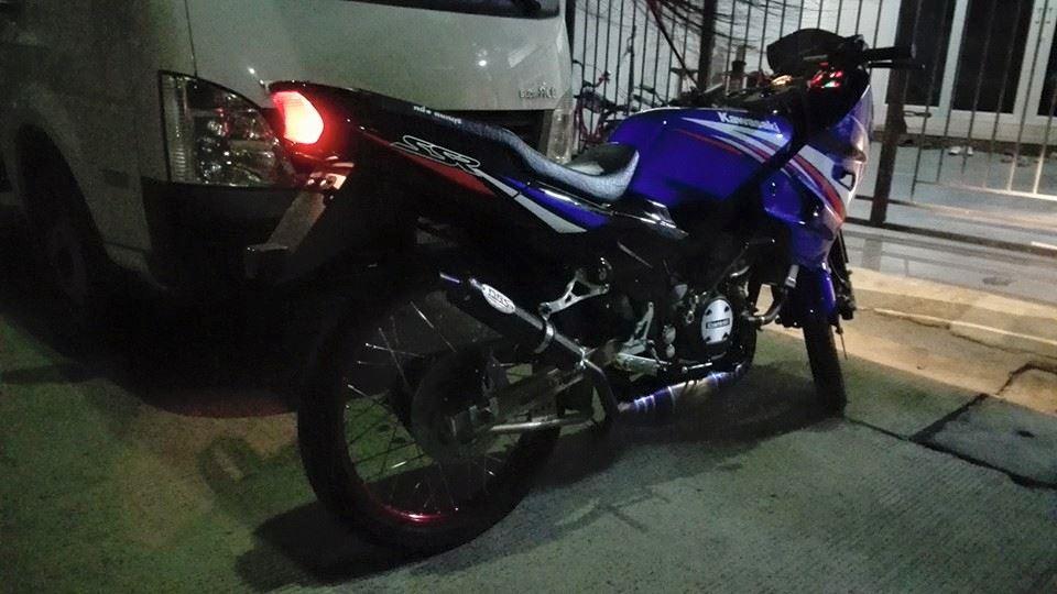 Kawasaki Kips 150 phong cach chi co the noi la Chat - 4