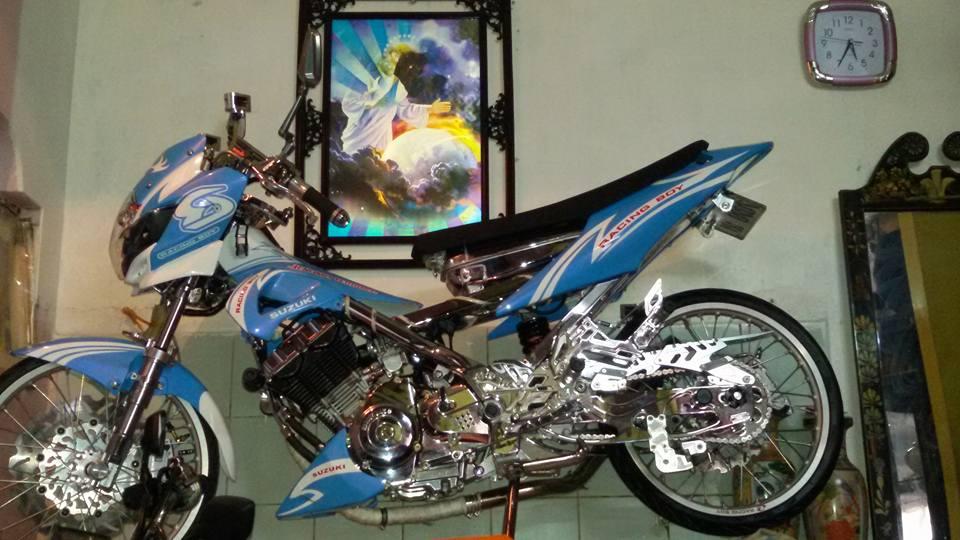 Cach cham soc raider cua biker thailan