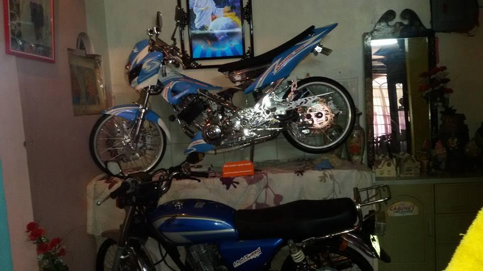 Cach cham soc raider cua biker thailan - 2