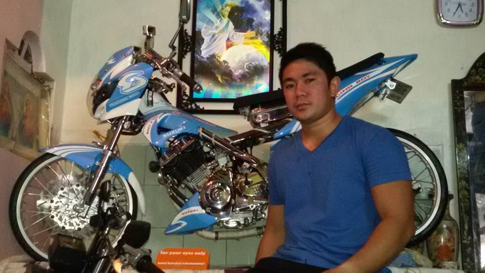 Cach cham soc raider cua biker thailan - 5