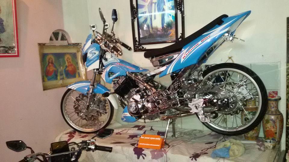 Cach cham soc raider cua biker thailan - 6