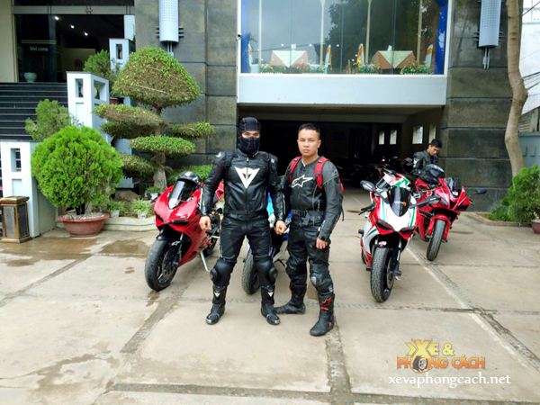 Cam nhan cua biker Thanh Hoa ve xe Suzuki GSXR huyen thoai - 3