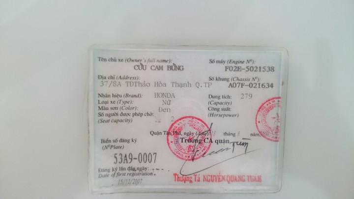 CAN BAN XE SH300i_MAU DEN GIA 140 TRIEUCO THUONG LUONG - 4