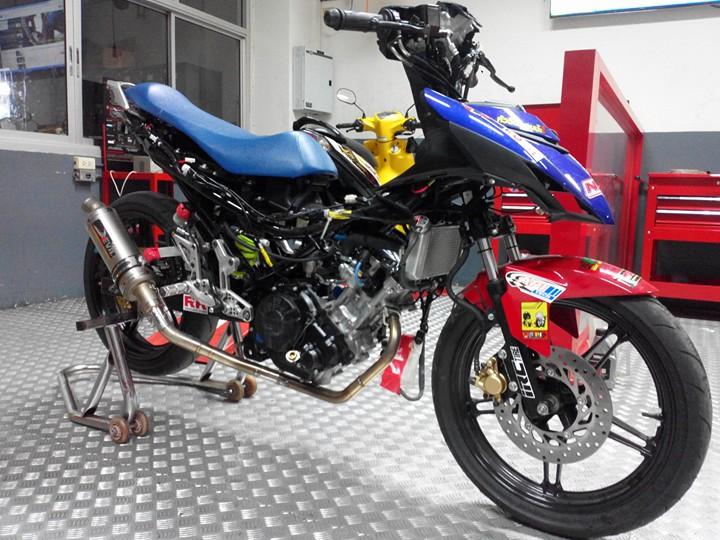 Can canh chiec Exciter 150 dau tai Thai Lan - 6