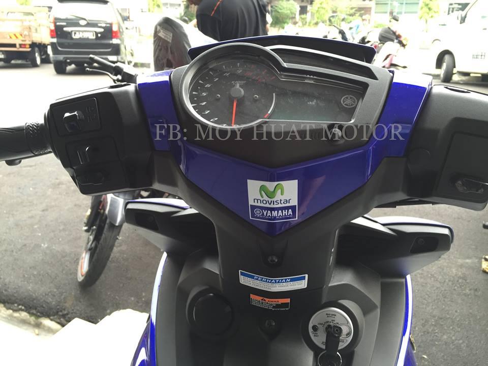 Can canh Yamaha Y15ZR phien ban Movistar - 3