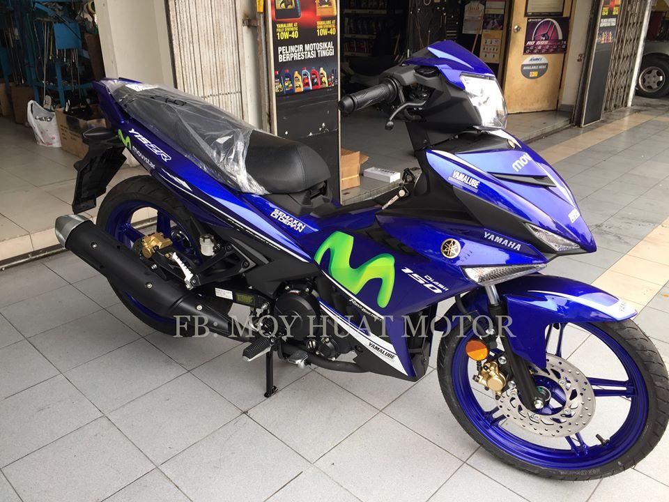 Can canh Yamaha Y15ZR phien ban Movistar - 4