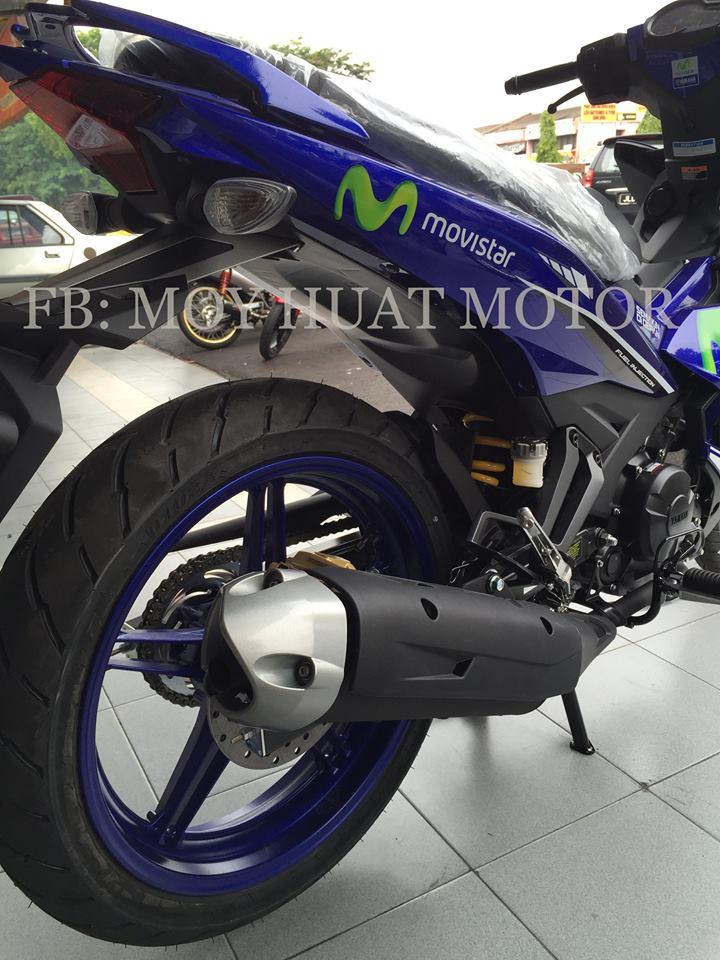 Can canh Yamaha Y15ZR phien ban Movistar - 5