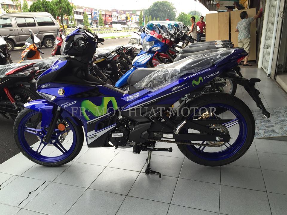 Can canh Yamaha Y15ZR phien ban Movistar - 6
