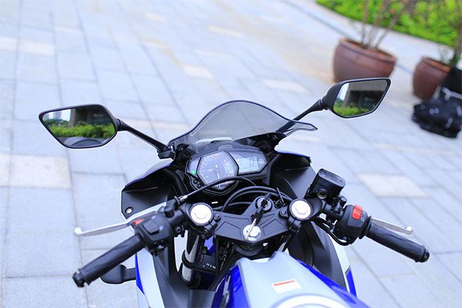 Canh tranh voi doi thu bang gia lieu Yamaha R3 con giu duoc chat - 12
