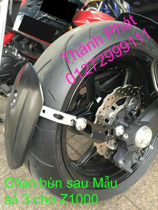 Chan bun sau che cho Z1000 2014 2012 Z800 CB1000 Hyperstrada motard M795 KTM Duke 125 200 B - 2