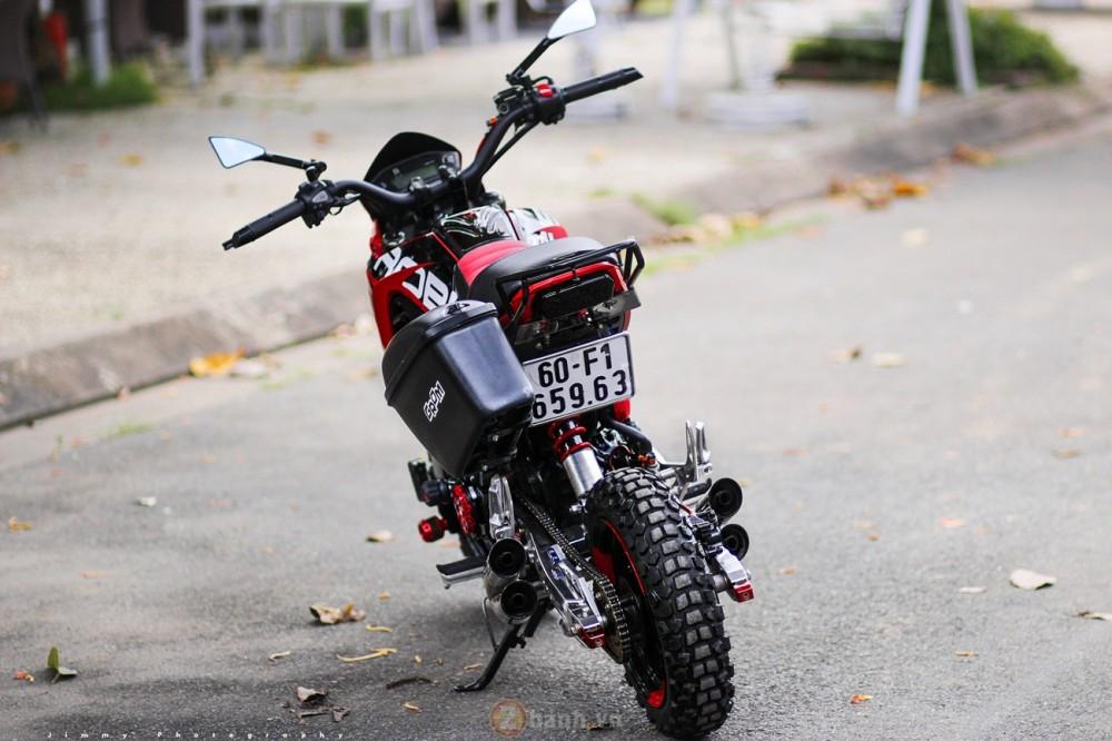 Chia se cua nu biker gianh ngoi vi cao nhat tai Dau truong MSX125 - 3