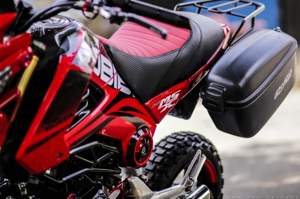 Chia se cua nu biker gianh ngoi vi cao nhat tai Dau truong MSX125 - 9