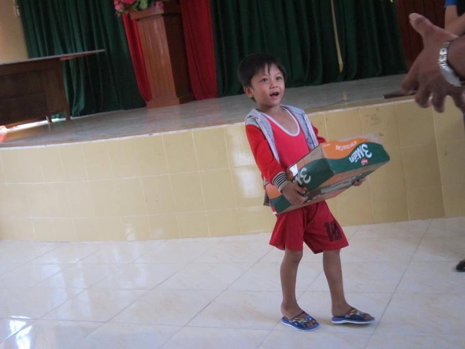Chuong trinh CHUNG DAM ME NOI LOI YEU THUONG cua CLB Exciter Hoang Nam - 5