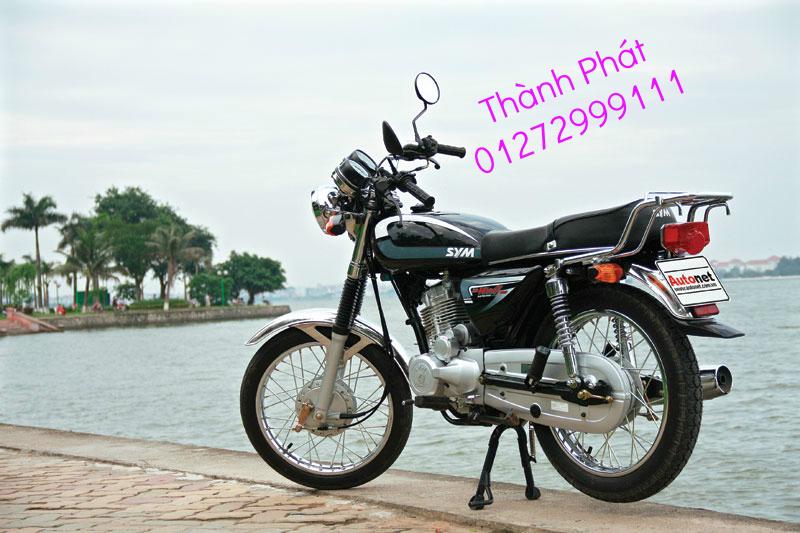 Chuyen phu tung zin va Sen Nhong Dia Honda CB250 CB125 RebeL LA 250 CD125 Yamaha Virago - 8