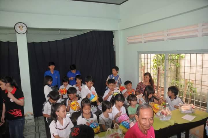 Club Exciter Sai Gon cung hanh trinh Chia Se Yeu Thuong 2015 - 5