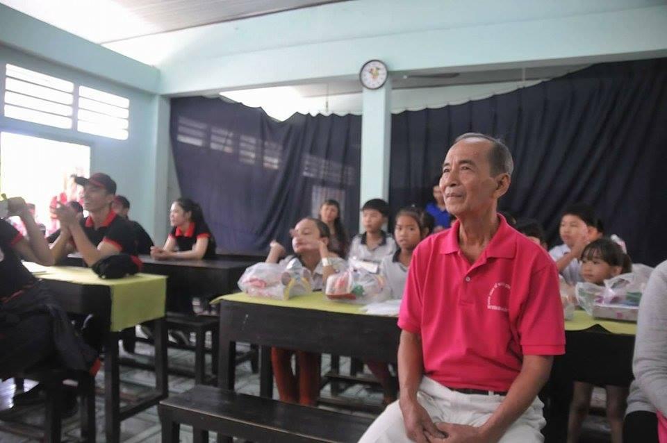 Club Exciter Sai Gon cung hanh trinh Chia Se Yeu Thuong 2015 - 8