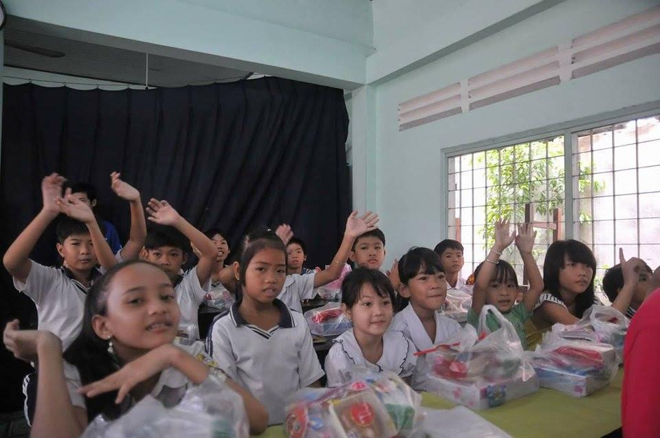 Club Exciter Sai Gon cung hanh trinh Chia Se Yeu Thuong 2015 - 9