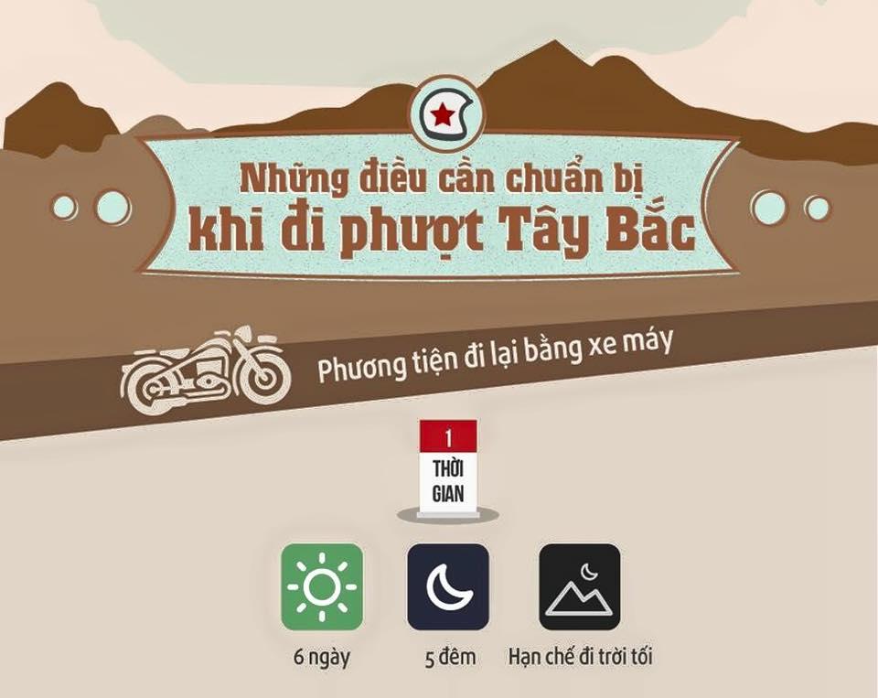 Cung duong Tay Bac la mot trong nhung cung khong the bo qua duoc cua dan phuot