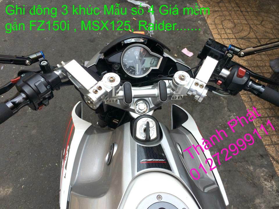 Ghi dong Gu ghi dong kieu cac loai Rizoma Accossato KY Accel DMV BikerGia tot Up 3 - 15