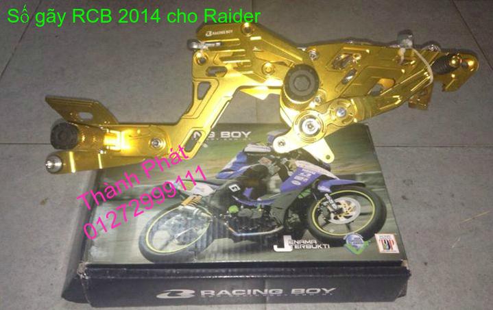 So gay gac chan sau cho Ex150 Ex2011 MSX125 FZ150i Raider KTM DukeUp 1192015 - 39