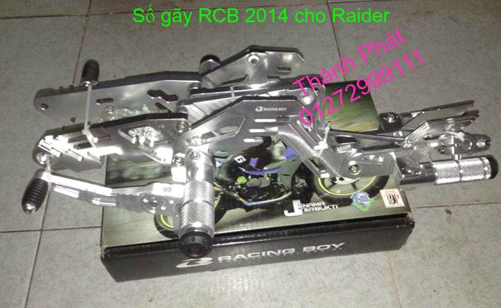 So gay gac chan sau cho Ex150 Ex2011 MSX125 FZ150i Raider KTM DukeUp 1192015 - 37