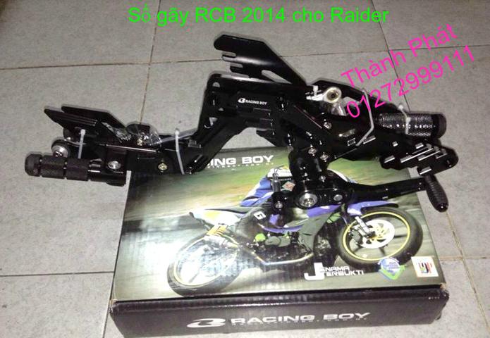 So gay gac chan sau cho Ex150 Ex2011 MSX125 FZ150i Raider KTM DukeUp 1192015 - 38