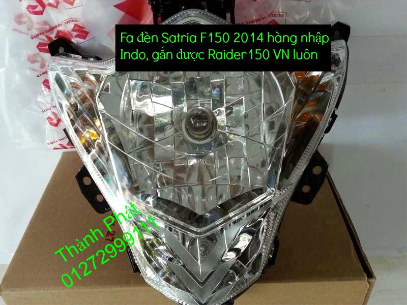Do choi cho Raider 150 VN Satria F150 tu AZ Up 992015 - 4