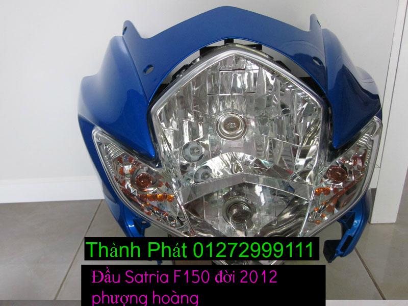 Do choi cho Raider 150 VN Satria F150 tu AZ Up 992015 - 17