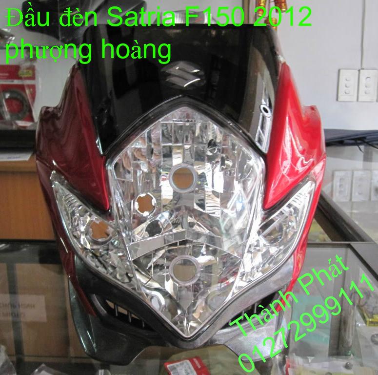 Do choi cho Raider 150 VN Satria F150 tu AZ Up 992015 - 18