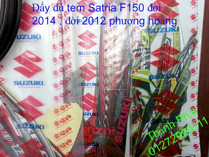 Do choi cho Raider 150 VN Satria F150 tu AZ Up 992015 - 26