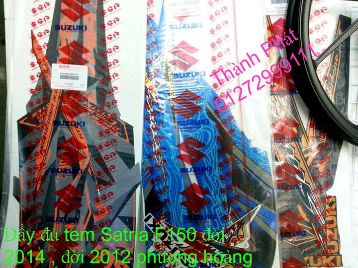 Do choi cho Raider 150 VN Satria F150 tu AZ Up 992015 - 27