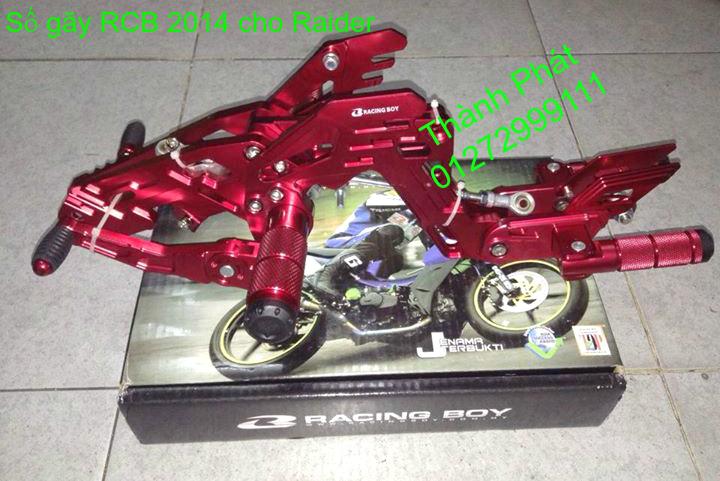 So gay gac chan sau cho Ex150 Ex2011 MSX125 FZ150i Raider KTM DukeUp 1192015 - 36