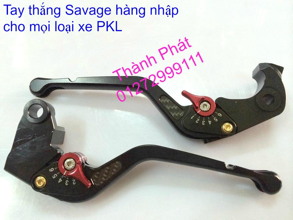 Bao Tay Gu Tay Thang Kieu Cum tang toc cho xe PKL va xe nho Barracuda DPM RIZOMA JapanSpeed - 35