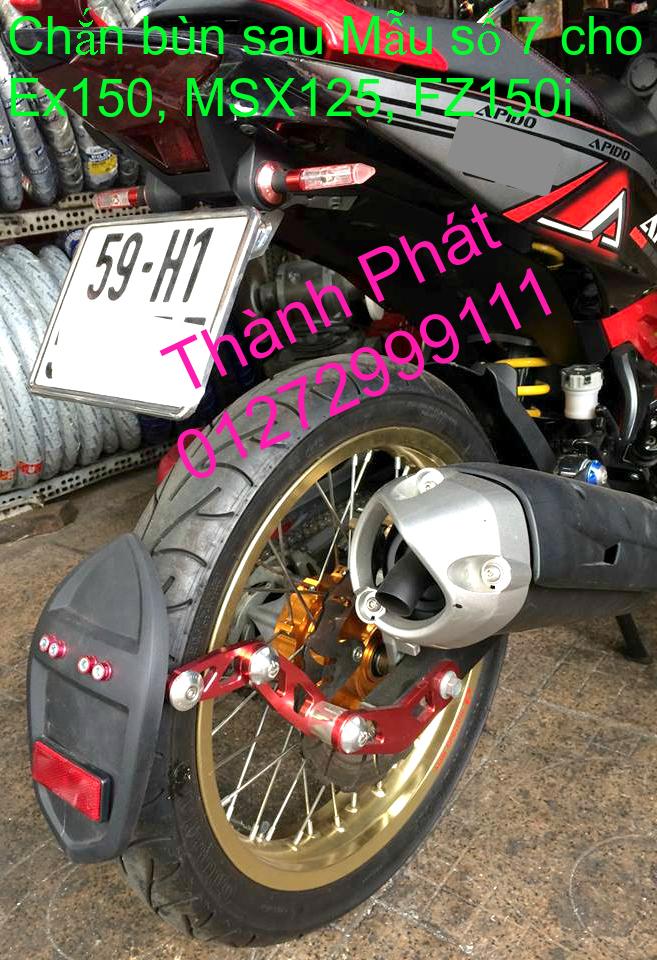 Do choi cho Raider 150 VN Satria F150 tu AZ Up 992015 - 15