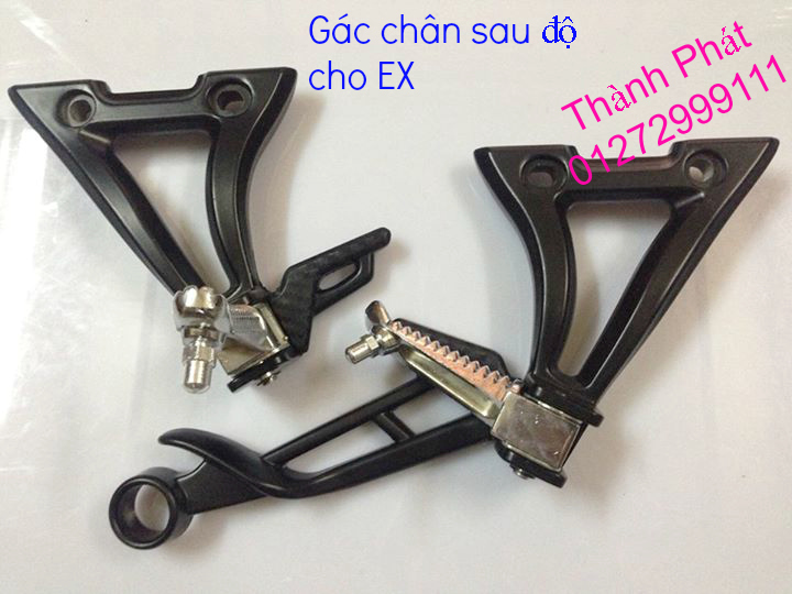 Do choi Exciter 150 tu A Z Po do Chan bun sau kieng kieu Bao tay Tay thang Xinhan kieu S - 47