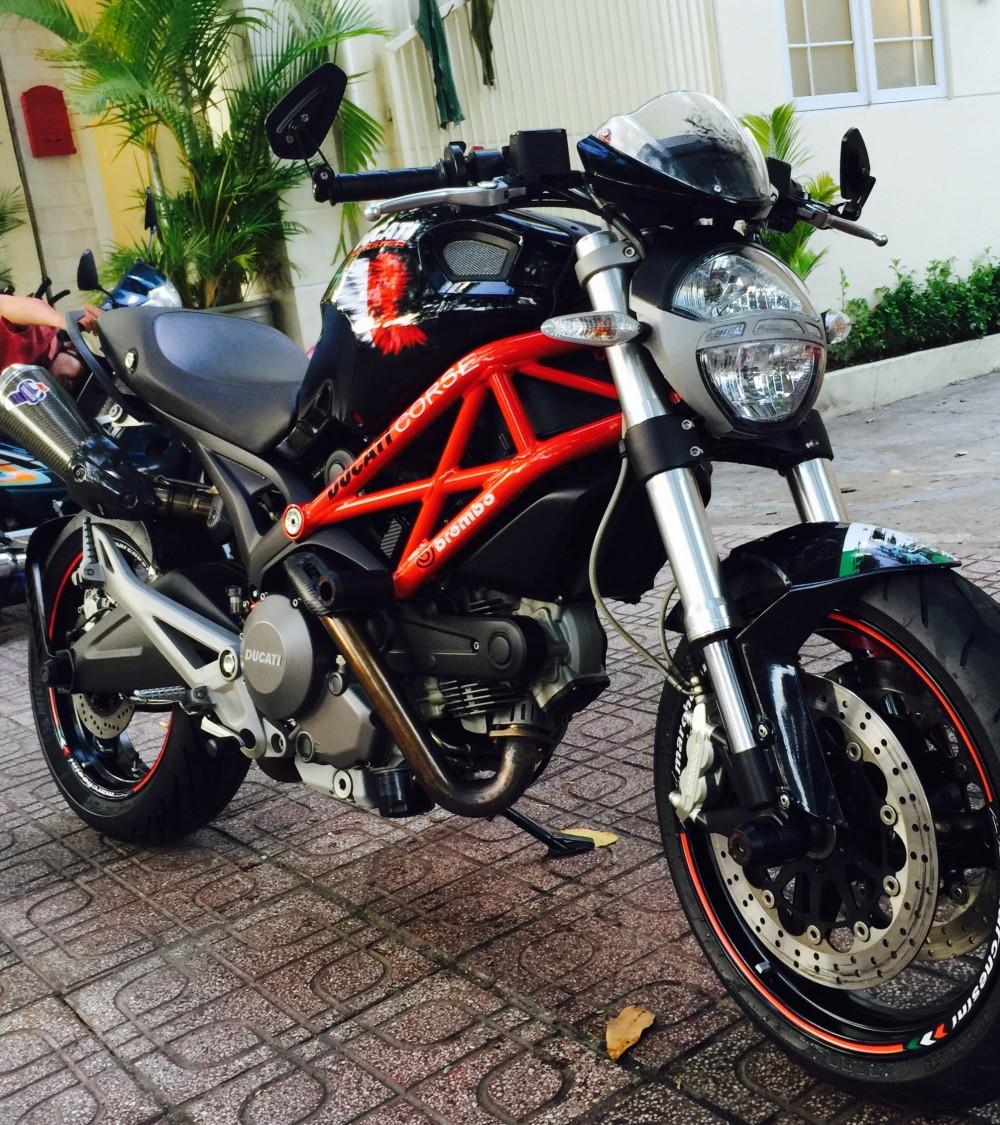 Ducati 795 leng keng
