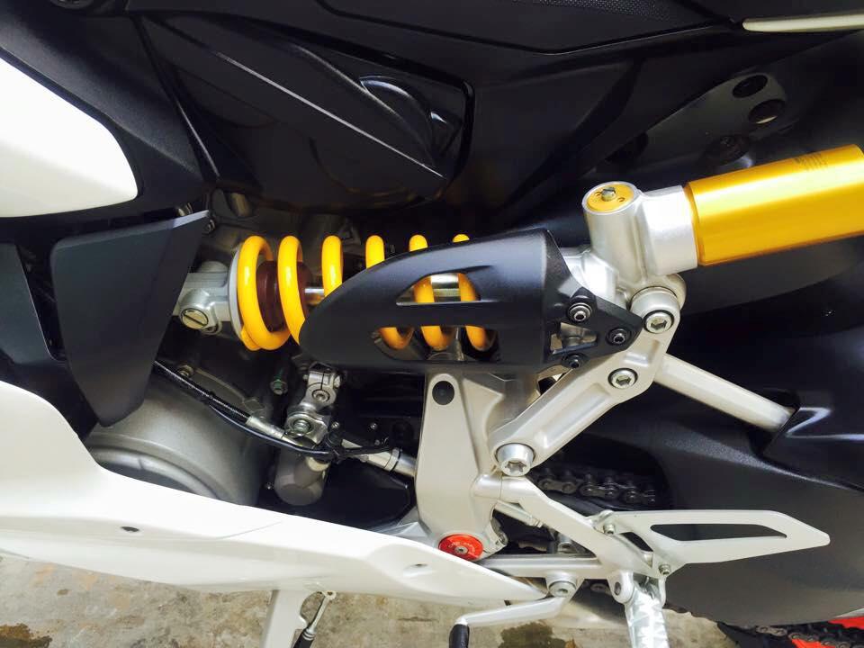 Ducati 899 Panigale tuyet dep voi dan chan tu 1199 Panigale - 9