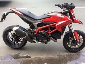 Ducati hyper montrada 821HQCNgia re bao ten - 2