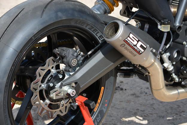Ducati Scrambler phien ban do dac biet cua WalzWerk Racing - 4