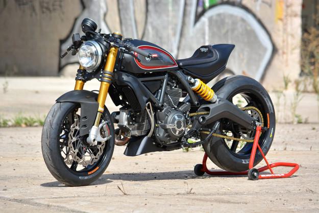 Ducati Scrambler phien ban do dac biet cua WalzWerk Racing - 5