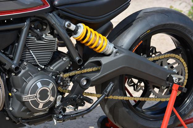 Ducati Scrambler phien ban do dac biet cua WalzWerk Racing - 6