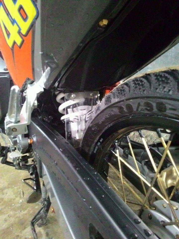 Exciter 135cc su tro lai mang phong cach 46 an tuong - 4