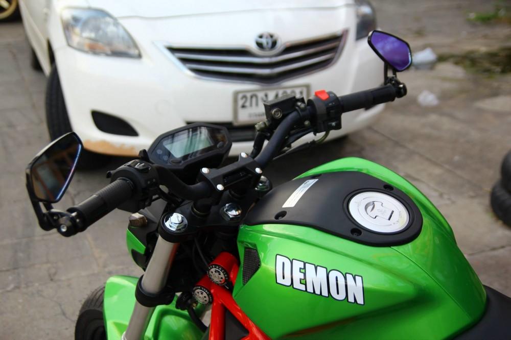 GPX Demon do noi bat voi cap ong xa kep - 3