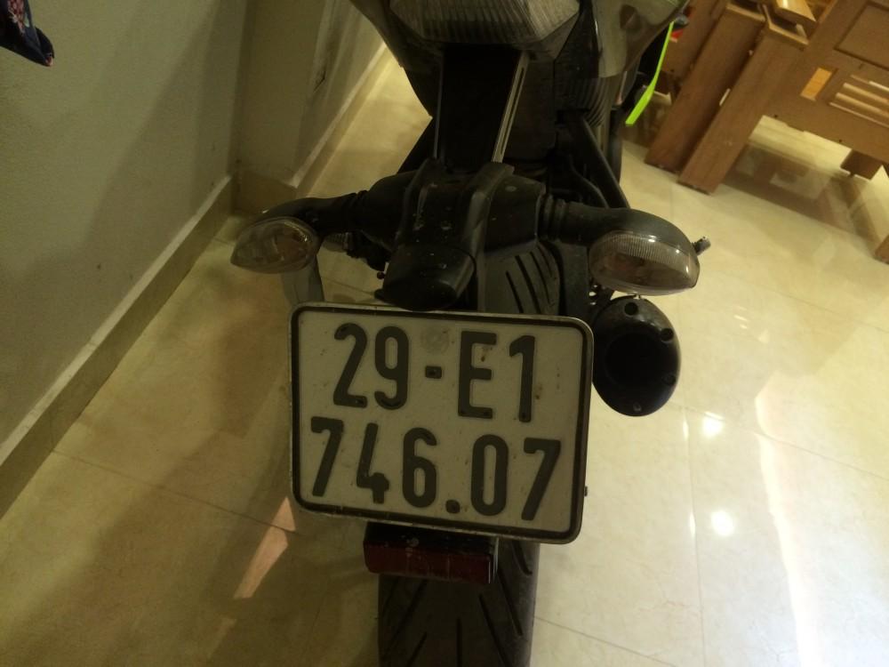 Ha Noi Can ban yzf r15 date 2013 - 4