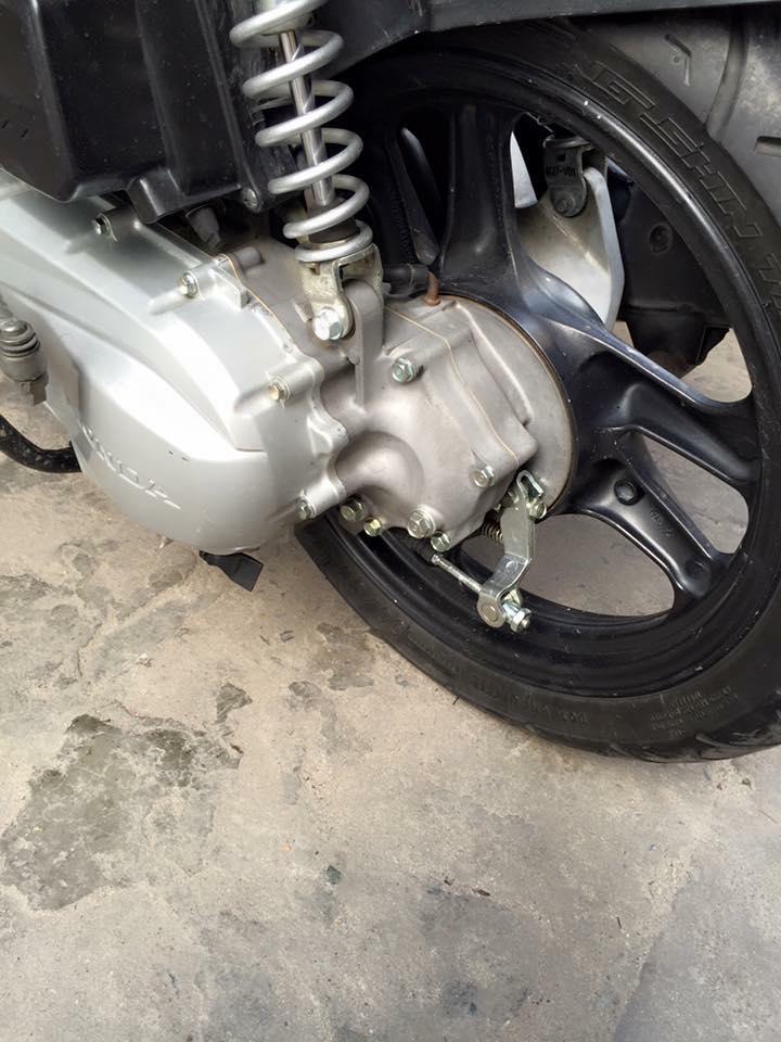 Honda airblade 110 dau bo do den chinh chu - 4