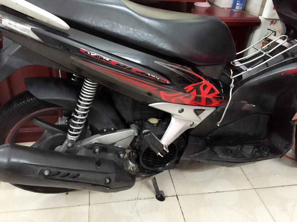 Honda airblade fi 110 mau den chinh chu - 5