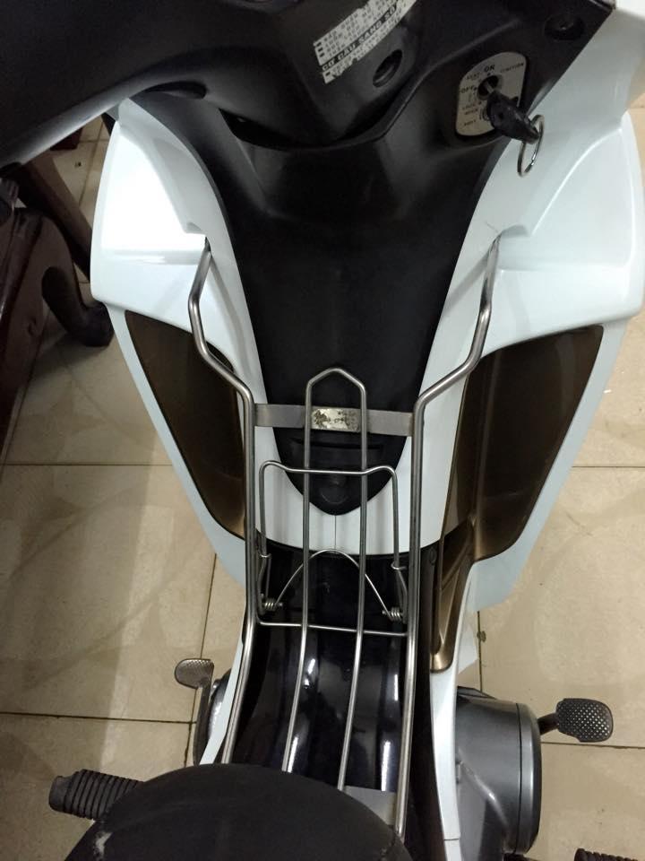 Honda Future X fi banh cam BStp mau trang chinh chu - 6